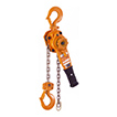 TRIPLE — Steel Body Lever Chain Hoist — L5LB 9 Metric Tonne - KITO